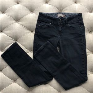 Black Paige denim jeans